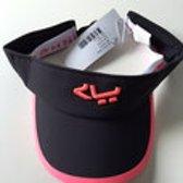 Rohnisch cap - Zwart Roze - Soft Visor a551f5cbe353