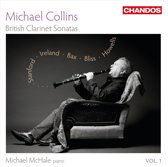 British Clarinet Sonatas, Vol.1