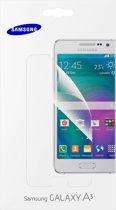Samsung Screenprotector voor Samsung Galaxy A3 2015 (2 stuks)