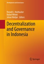Decentralization and Governance in Indonesia