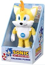 Sonic Pluche - Tails 9 inch with Sound