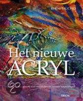 Het nieuwe acryl bronnenboek