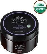 John Masters Organics Relaxing Lavender & Palmarosa body scrub - 136 ml - Douchegel
