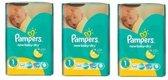 Pampers New Baby Dry - Maat 1 (New Born) 2-5 kg - Jumbo Box 3x43 luiers - 129 stuks