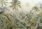 Fotobehang Komar | Amazonia | Getekend behang met jungle print