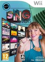 Let's Sing 2015  Wii / Wii U