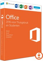 Microsoft Office 2016 Home & Student - PC