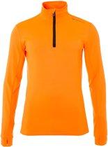 Brunotti Terni - Wintersportpully - Heren - Maat L - Fluo Orange