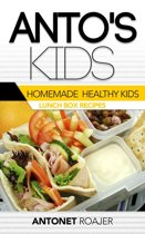 Homemade Healthy Kids Lunch Box recipes