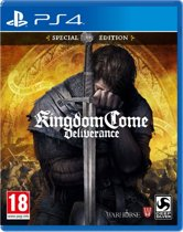 Kingdom Come: Deliverance - Special Edition /PS4 (import)