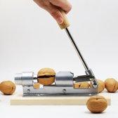Luxe tafel notenkraker met handel - Kraak elke noot
