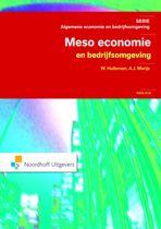 Meso-economie en bedrijfsomgeving / druk 3