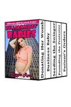 Billionaires' Babies (Billionaire/BBW Bareback Box Set)