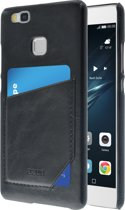 Azuri chic hoesje - Voor Huawei P9 Lite - Zwart