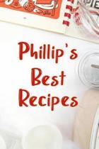 Phillip's Best Recipes