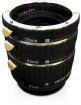 Vivitar Auto Macro Tube Set, Canon