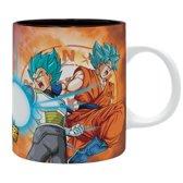 Dragon Ball Super - Saiyans VS Freeze Mug 320ml