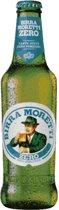 Birra Moretti Bier -  Zero -  24 stuks - 33cl - Italiaans bier