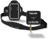 Beurer PM200+ Runtastic hartslagmeter hardloopband