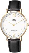 Mooi Heren horloge van het merk Q&Q Q974J121Y
