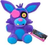 Funko Plushies Five Nights at Freddy's - Foxy Blacklight Purple Knuffel 18 cm