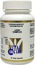 Vital Cell Life IJzer complex 60 vegicaps