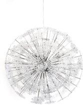 Kokoon Snowflake - Hanglamp - Chroom