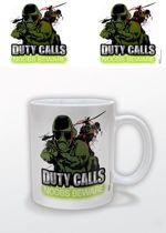 Call of Duty Duty Calls - Mok