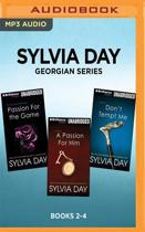 Sylvia Day Georgian Series
