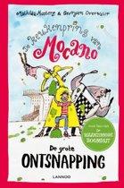 De keukenprins van Mocano 4 - De grote ontsnapping