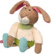sigikid Patchwork Sweety knuffel konijn 38826