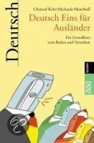 Deutsch Eins fur Auslander