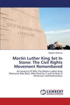 Martin Luther King Set in Stone