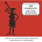 Pibroch. Scottish Tradition Series