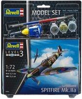 Model Set Spitfire Mk.IIa