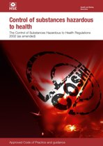 L5 Control of Substances Hazardous to Health: The Control of Substances Hazardous to Health Regulations 2002. Approved Code of Practice and Guidance, L5