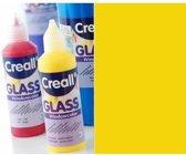 Creall Glass contour -  glasstickerverf goud 1 Fles - 80 Mililiter 20113