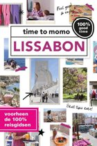 Omslag van 'time to momo - Lissabon'