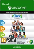 The Sims 4 Bundle - DLC - Get To Work, Dine Out, Cool Kitchen Stuff - Xbox One