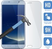 Sterke screenprotector voor Samsung Galaxy A3 2017 2.5D 9H tempered glass