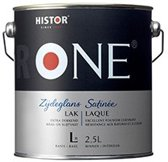 One Lak Zijdeglans Acryl - 05 Liter