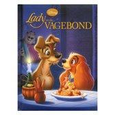 Disney verhalenboek Lady en de Vagebond