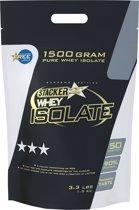 Stacker2 - Whey Isolaat Banaan | 1500 gram