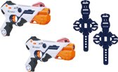 NERF Laser Ops Pro Alphapoint 2 pack - Blaster