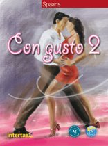 Con gusto 2 tekstboek + audio-cd