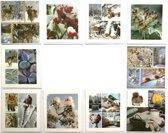 Wenskaarten - Winter - Set van 10--L-022