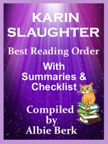 Karin Slaughter: Best Reading Order - with Summaries & Checklist