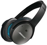 Bose Quiet Comfort 25 Apple - Over-ear koptelefoon - Zwart