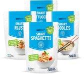 Body & Fit Food Smart Pasta - Fettucini - Vrij van koolhydraten, vet, suiker en gluten