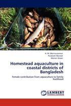 Homestead Aquaculture in Coastal Districts of Bangladesh